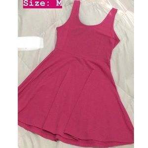 Dresses & Skirts - Pink Fit & flare dress